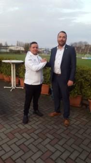 Vorzeitige Vertragsverlängerung mit Cheftrainer Christian Stieglitz