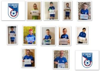 Große Bitte unserer kleinen Fußballer