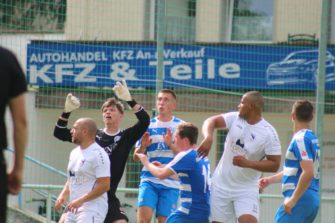 1. Männer - FSV Wacker Nordhausen