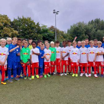 Mannschaftsfahrt zu RB Leipzig