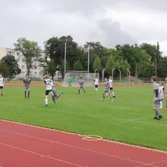 Testspiel der U17 gegen FSV Preußen Bad Langensalza