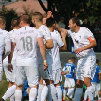 Pokalfight - 1.Männer vs. FSV Wacker Nordhausen