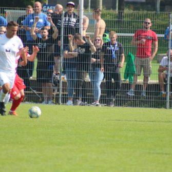 Pokalfight - FSV Wacker Nordhausen